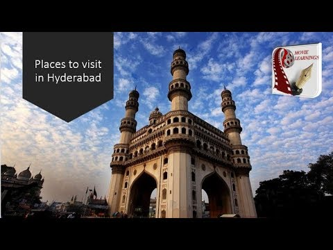 Places to visit in Hyderabad | Food, Shopping & Tourist Attractions |Telangana Tourism, India Travel