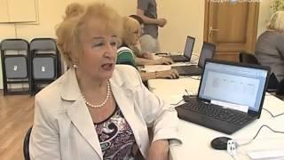 В Реутове пенсионеров учат обращаться с компьютером(, 2013-08-06T19:58:55.000Z)
