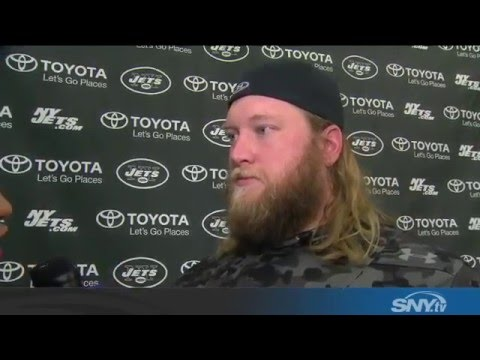 Jets Nation: Nick Mangold talks Brick