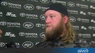 Jets Nation: Nick Mangold talks Brick's goodbye