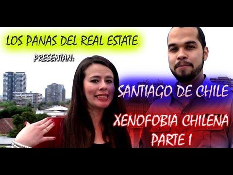 Episodio 3: Santiago de Chile... Xenofobia Chilena Parte I