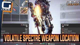 The Surge - Volatile Spectre Weapon Location