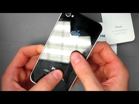 IPhone 4 Back Cover Replacement Directions Zeetron