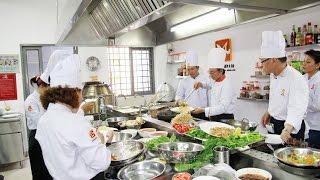 Lớp dạy nấu ăn gia đình tại TpHCM, Đà Nẵng