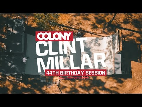 For the 5th year in a row Clint Millar spends his birthday getting in a good session. This time round he gets busy on his new backyard setup. Shot and cut by ...