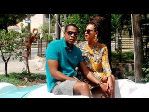 BEYONCE AND JAYZ SHINING FEAT. DJ KHALED