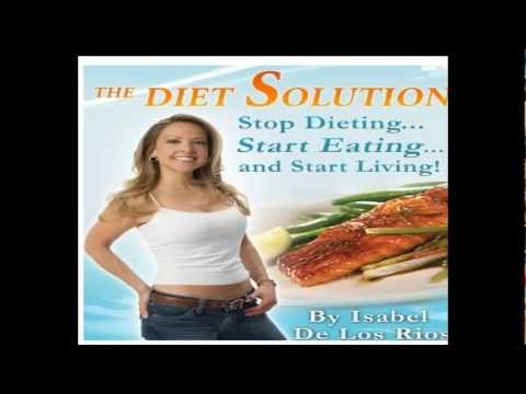 The Diet Solution Program -  Honest and Real Review!