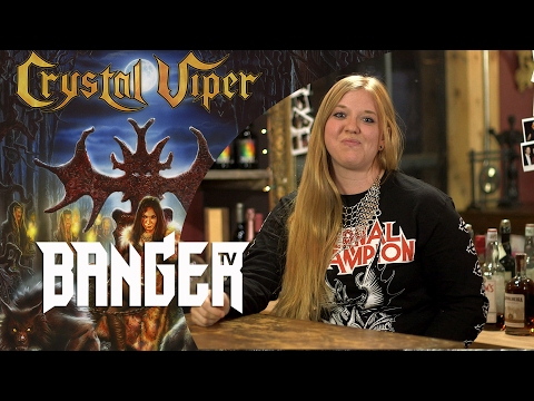 CRYSTAL VIPER Queen Of The Witches Album Review | Overkill Reviews