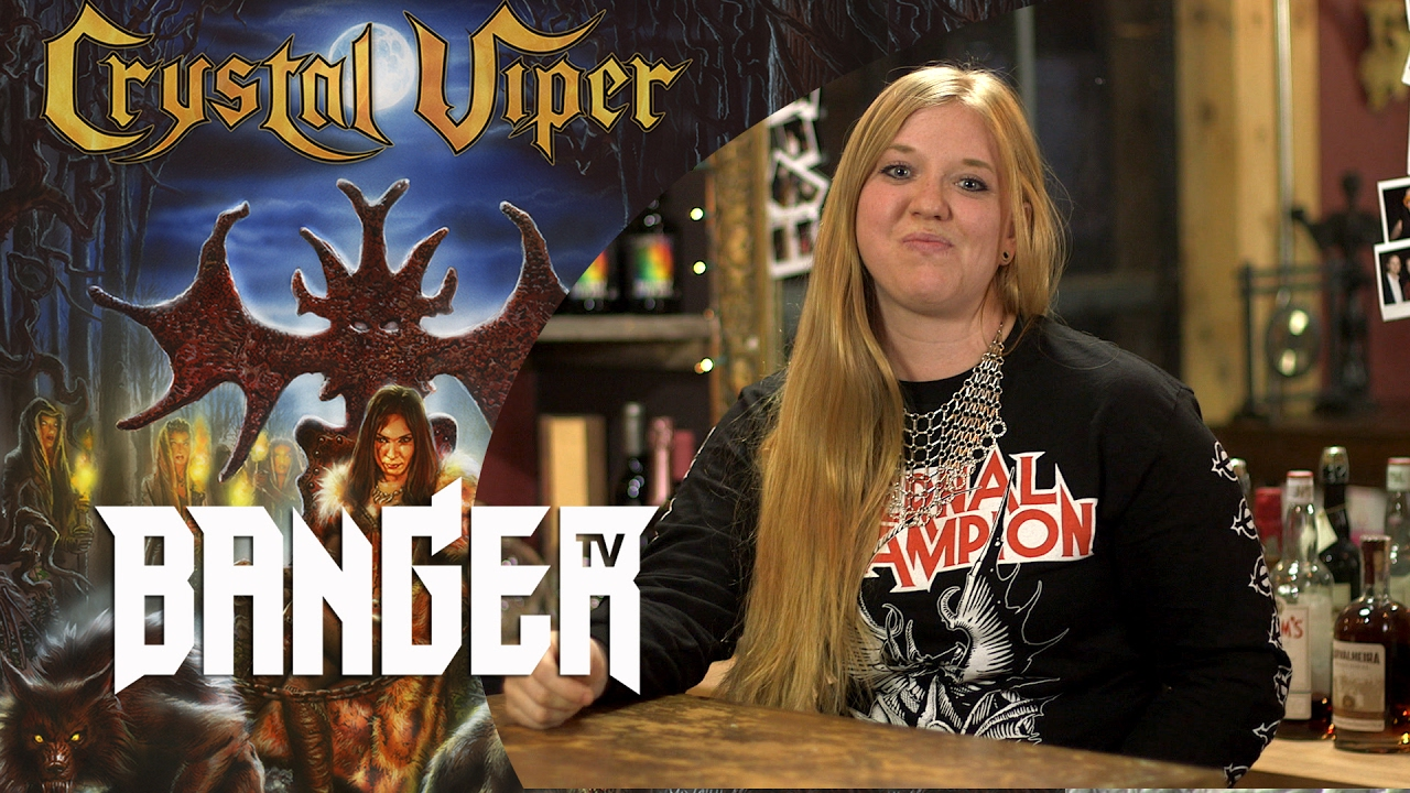 CRYSTAL VIPER Queen Of The Witches | Overkill Reviews episode thumbnail