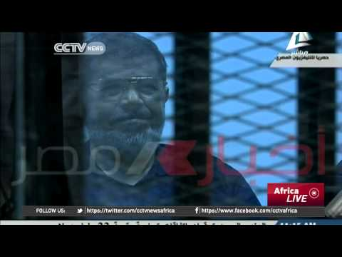 Egypt's Ex-Leader Mohammed Morsi, Sentenced To Death