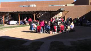 Native American Veterans Gourd Dance 2015 - Part 10