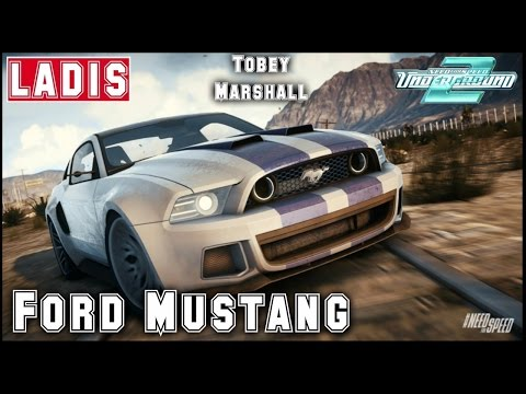 NFS Underground 2 - Ford Mustang GT (Need for Speed film) [DOWNLOAD]