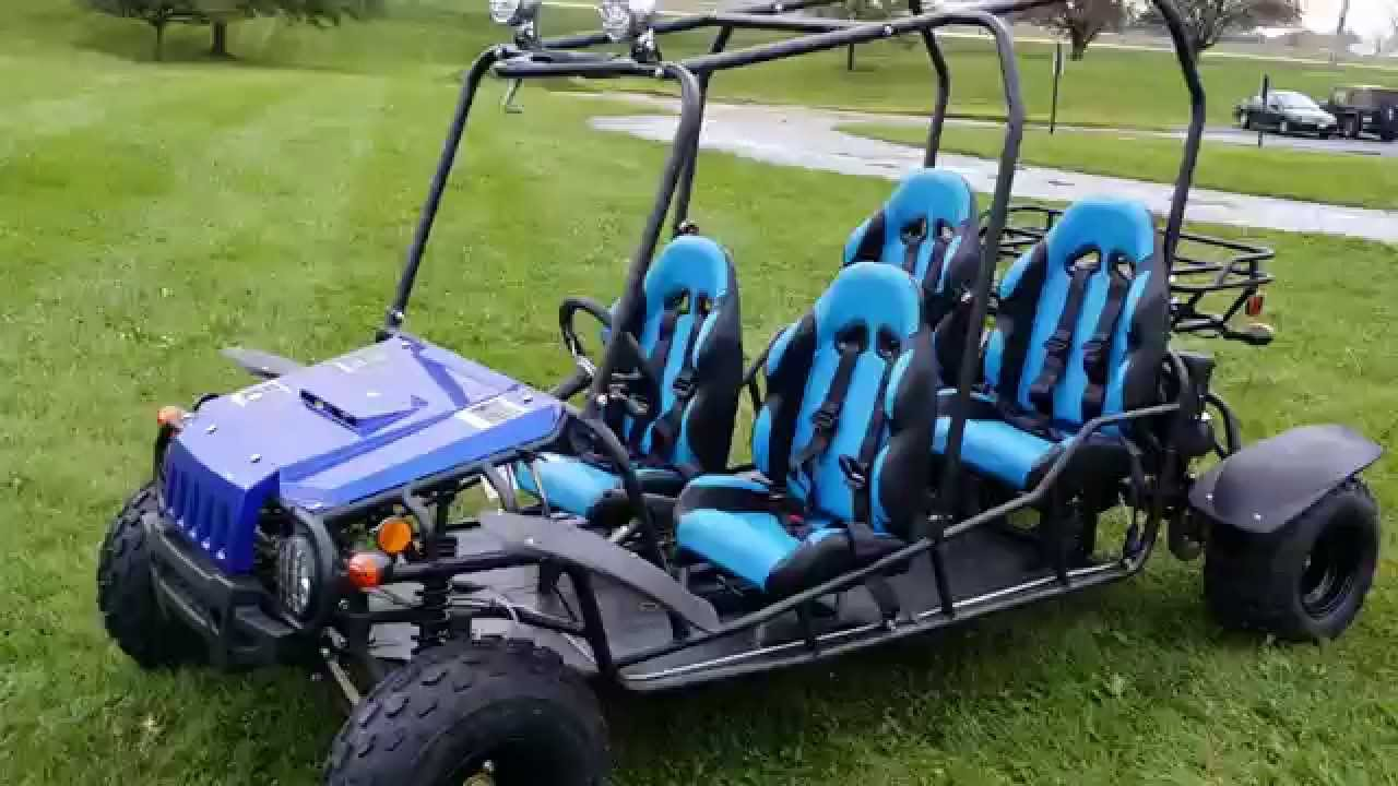 150cc wrangler 4 seater go kart from youtube. Black Bedroom Furniture Sets. Home Design Ideas