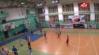 Международный турнир по баскетболу, 2004г. Великий Новгород - Сморгонь
