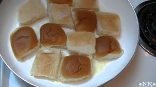 Broiled Pineapple Breakfast Sliders Recipe  Noreens Kitchen