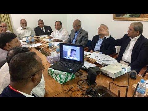 শেষ দিনেও মনোনয়ন প্রত্যাশীদের সাক্ষাৎকার নিচ্ছেন তারেক জিয়া | Tarique Rahman | BNP Election Update