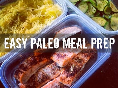 How to Meal Prep on the Paleo Diet- Gauge Girl Training