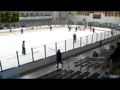 11 24 17 Game 1 3 Nations Cup   Trenton Kennedy Recreation Center McInerney Arena