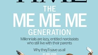 Study: Millennials Less Entitled Than Baby Boomers