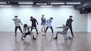 [Mirrored] BTS (방탄소년단) - 'FAKE LOVE' Dance Practice Video