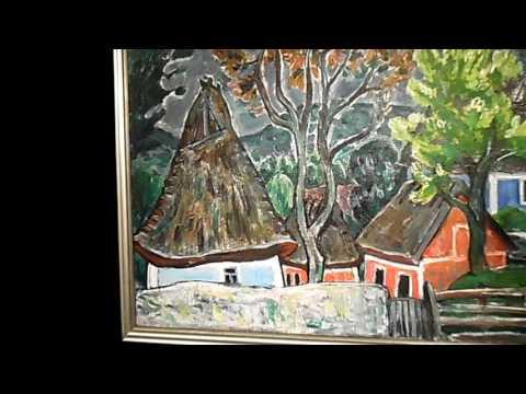 Картины украинского художника Геннадия Шлыкова