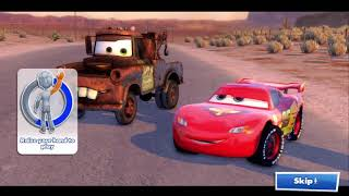 Kinect Rush A Disney Pixar Adventure Part 1 Cars