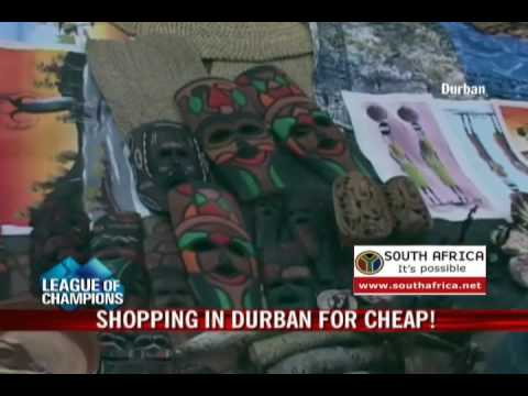 Shopping in Durban for cheap