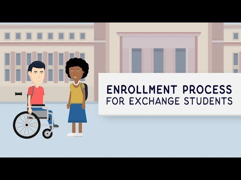 Enrollment Process for Exchange Students @ the University of Mannheim