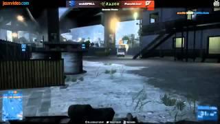 Finale Coupe de France Battlefield 3 PC : webSPELL vs PunchLine!