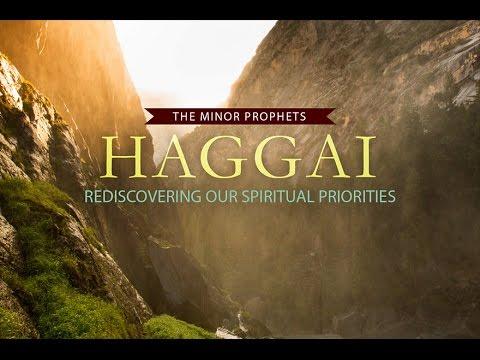 Haggai 1:1-15 - Why Am I Not Prospering?