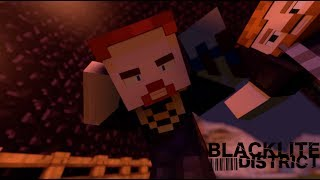 Blacklite District 1 Of A Kind Minecraft Original Music Video