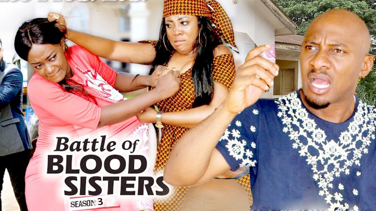 BATTLE OF BLOOD SISTERS 3 - 2018 LATEST NIGERIAN NOLLYWOOD MOVIES || TRENDING NOLLYWOOD MOVIES