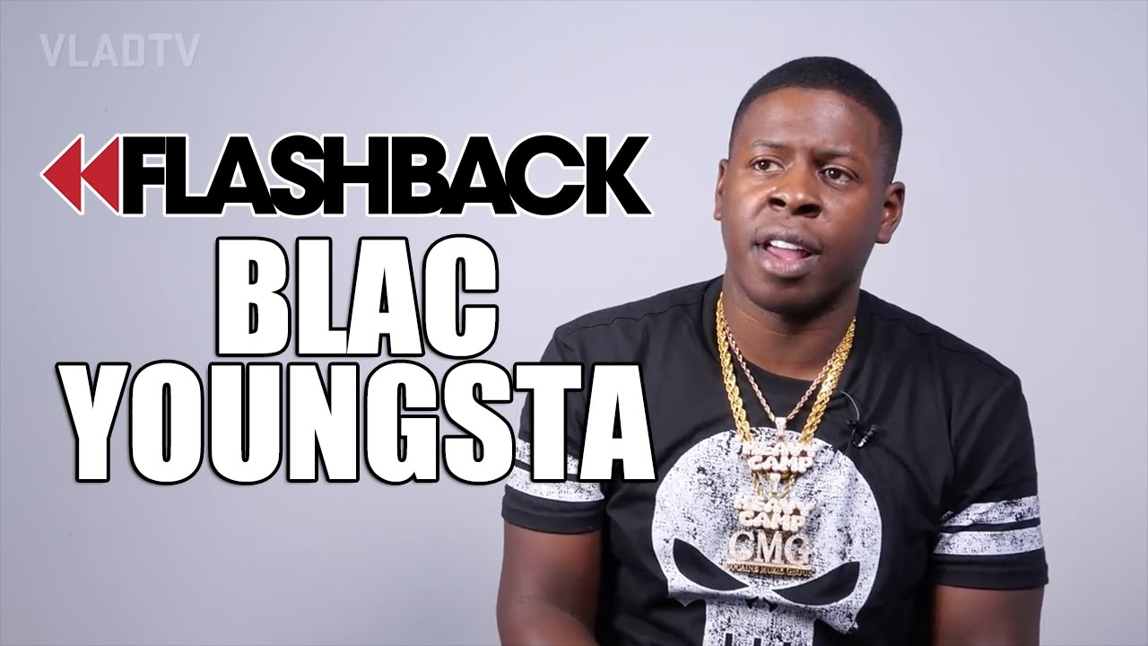 Blac Youngsta on Pulling Up to Young Dolph's Hood During Beef