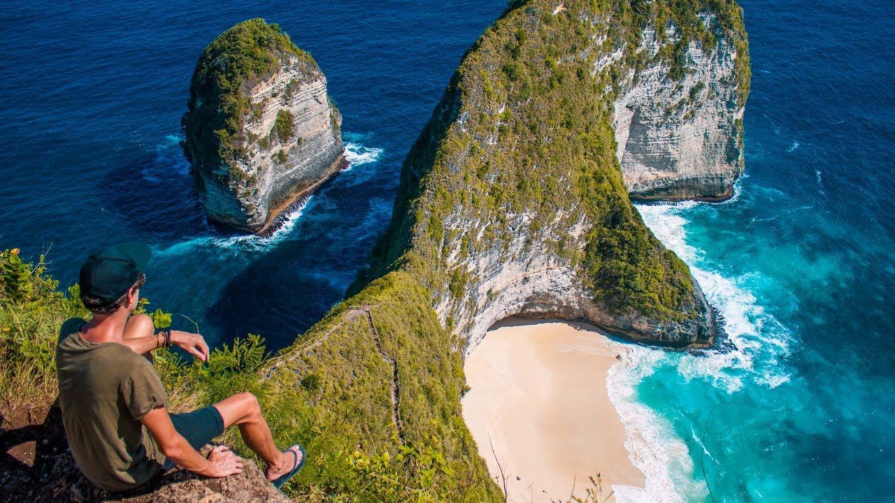 Nusa Penida Bali Most Beautiful Island Dji Mavic Drone Youtube