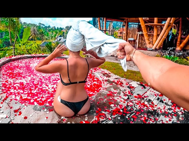 Дом мечты на Бали у подножия вулкана Агунг