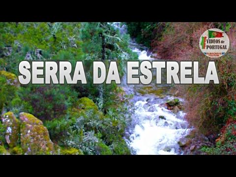 SERRA DA ESTRELA - NEVE E ALEGRIA - Videos Portugal Travel Tour