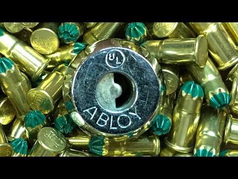 [555] Glocksport: Abloy Classic Cam Lock vs. Ramset Gun