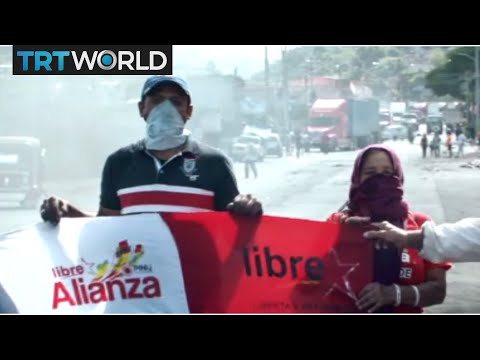 Honduras standoff