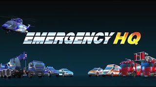 Let's play Emergency HQ! | J.B.B. Entertainment