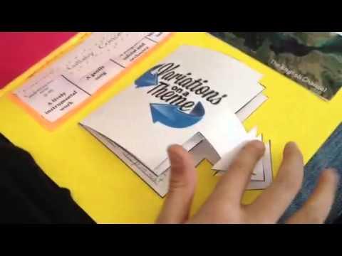 Paganini Lapbook Tour - Zeezok Publishing
