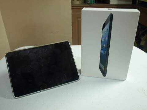iPad Mini (2014) Unboxing and Giveaway! 535 subs to go!