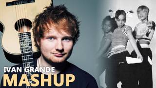 Ed Sheeran VS. The 90's | 'Shape Of You' MASHUP | by Ivan Grande