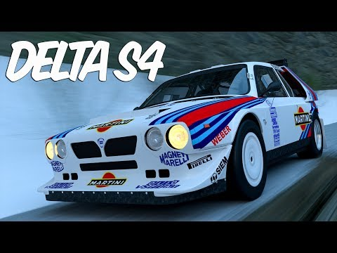 The History Of The Lancia Delta S4 - The Car That Ended Group B