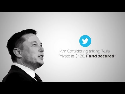 Is Taking Tesla Private a bad idea?