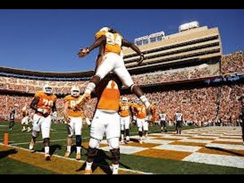 Tennessee Volunteers Football | Season Highlights | 2012