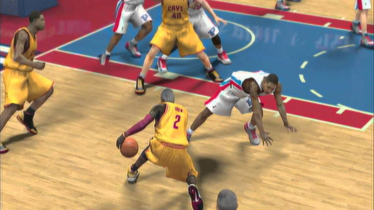 NBA 2k13 Uncle Drew Cr... Kyrie Irving Crossover Brandon Knight Wallpaper