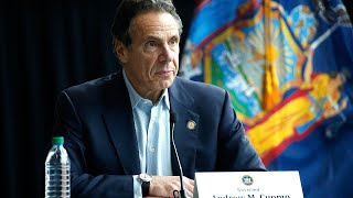 NY Gov. Andrew Cuomo Speaks After White House Visit | NBC New York