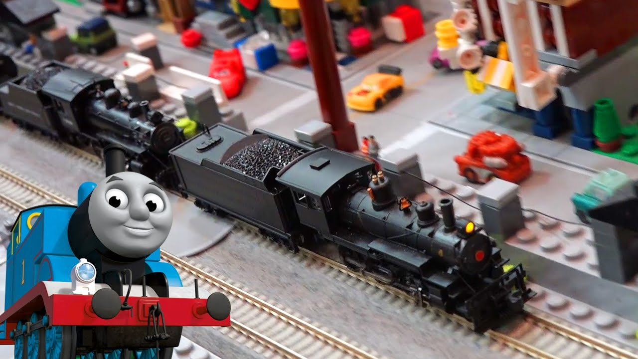toy trains video for children great train expo feat thomas and friends model trains youtube. Black Bedroom Furniture Sets. Home Design Ideas