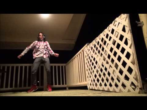 Michael Lawson Dancing to (Kace the Producer, Bad Guitar)