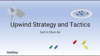Upwind Strategy And Tactics - Sail in Clear Air